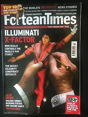 Fortean Times collectible back issues - Feb 2010 - FT258 - FREE P&P