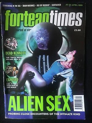 Fortean Times collectible back issues - April 1999 - FT121 - FREE P&P