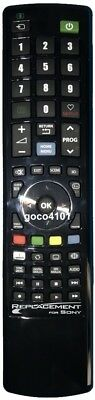 RM-GD032 RMGD032 Replacement SONY TV Remote Control for all SONY TV's & Models