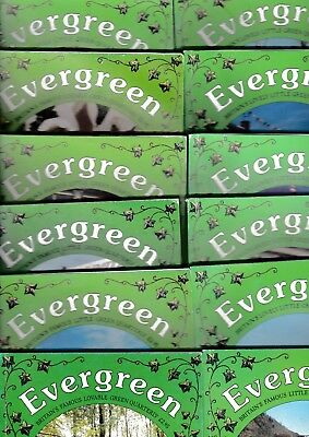 Various Issues of EVERGREEN Quarterly Journal Magazine from the 2000s