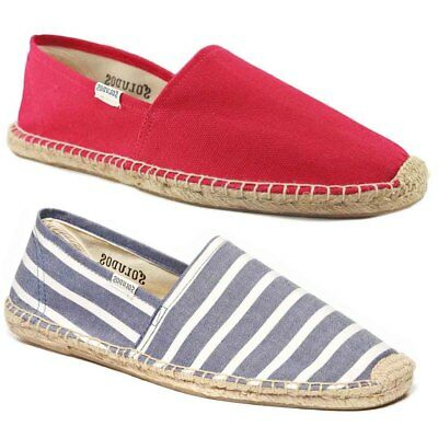 NEW Mens Soludos Original Espadrille Shoes - Choose Your Size and Color