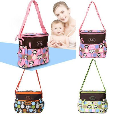 Nappy Yummy Mummy Changing Maternity Baby Diaper Shoulder Bag