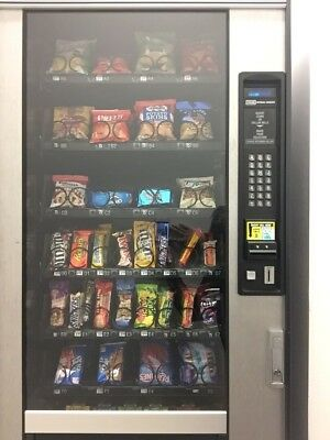 Crane National Vendors Snack machine (Model 168) for sale