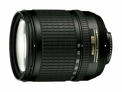 Beautiful Nikon DX Zoom Nikkor 18-135mm AF-S IF G ED Lens + Warranty