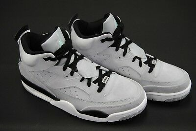 competitive price 391c2 2a97c  580603 027  New Men s Air Jordan Son Of Low Wolf Grey Emerald Rise Black