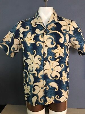 Vintage Toes On The Nose Men's Hawaiian Shirt  Size L