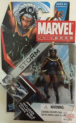 "STORM #003 X-MEN Series 4 Marvel Universe HASBRO 2011 3.75"" INCH Action Figure"