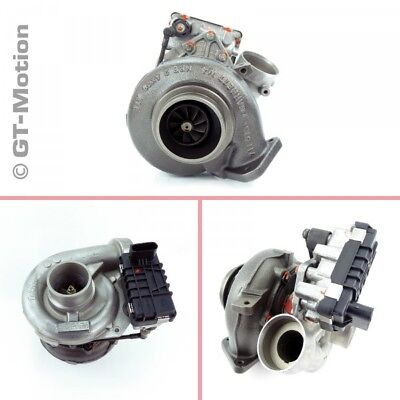 MERCEDES Turbolader S 320 W220 S211 743115 6480960199 204 PS OM 648 150 KW DPF