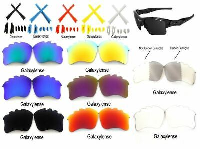 Galaxy Replacement Lenses For Oakley Flak Jacket XLJ VENTED Multi Selection