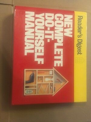 Reader digest complete do yourself manual carpentry building new complete do it yourself manual by readers digest editors 1991 hardcover solutioingenieria Gallery