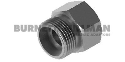 Burnett & Hillman METRIC Blanking End (S Series) BODY ONLY – Compression Fitting