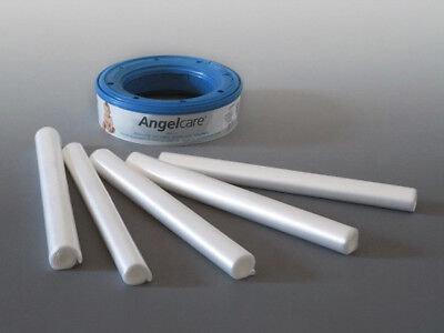 Refill sacks folie for Sangenic / Angelcare cassettes 50m - SOLGENIC
