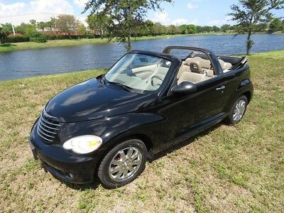 2007 Chrysler PT Cruiser Touring Convertible XTRA NICE 2007 Touring Convertible, 1 Owner, 30K miles, Clean Carfax, NO RESERVE