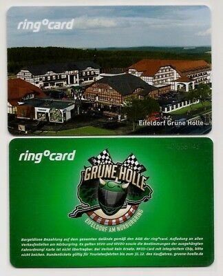 Nürburgring ring°card 02
