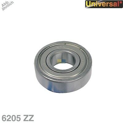 Deep Groove Bearings 25 x 52 15 mm Universal Dustproof 6205 ZZ Original NTN SNR