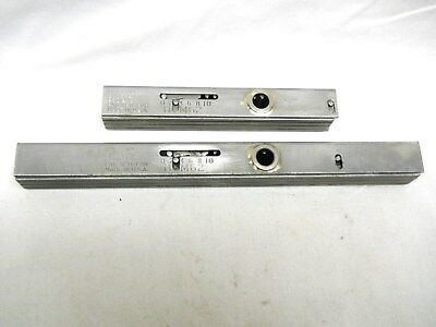 "Letterpress Priinting Quoins (2) 4 1/2""  & 7 1/2"" Hm62 Challenge Hi-Speed Quoin"