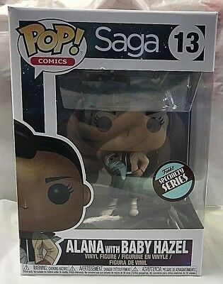 ALANA WITH BABY HAZEL 13 Funko SPECIALTY SERIES POP! vinyl figure New RARE