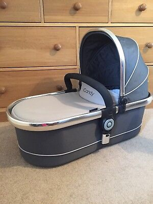 iCandy Peach 3 Carrycot in Truffle