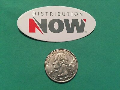 Dnow Distribution Now Small Decal Oilfield Gas Well Drilling Ruffneck Nov Wilson