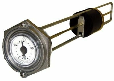Rochester 8680 Series Flat Dial Vertical Spiral Fuel Level Gauge x 21.5""