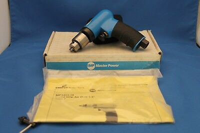 """Cooper Power Tools Master Power 1/4"""" Air Drill in box Model MP1454-38"""