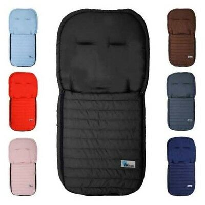 Altabebe Summer Foot Muff AL2200M for Buggy Choice of Colours
