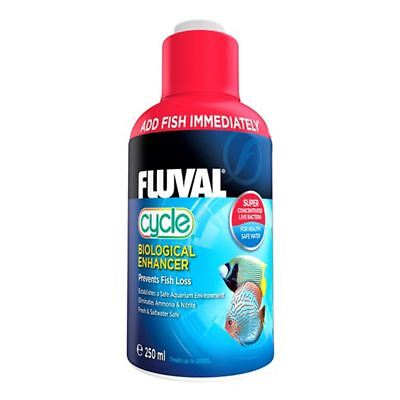 Fluval Cycle Biological Enhancer 250ml Aquarium Water Care