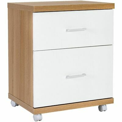 Oslo 2 Drawer Pedestal