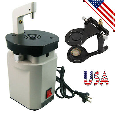 US*Dental Laser beam Pindex Drill Pin Lab Equipment+Free Magnetic Articulator CE