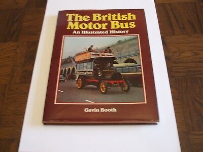 giles cartoon in The British Motorbus by Gavin Booth