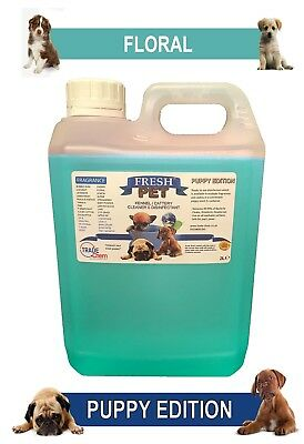 Fresh Pet Pet Disinfectant Cleaner Puppy Edition - 2L Floral