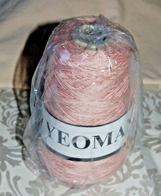 Knitting Machine Yarn Yeoman Cannele Colour Nougat 568 g on two cones 4ply