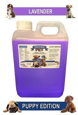 Fresh Pet Pet Disinfectant Cleaner Puppy Edition - 2L Lavender