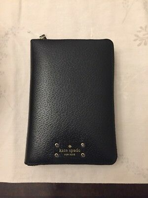 Kate Spade New York Zip Around Personal Organizer Wellesley Black Agenda