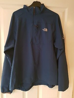 Mens The North Face Apex Jacket Size Medium Summit Series Pull Over