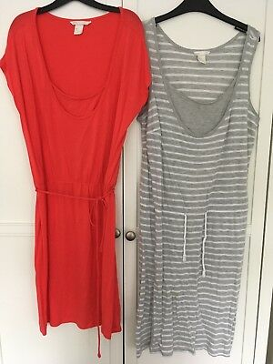 Pair Of H&M Nursing Dresses Size Small S