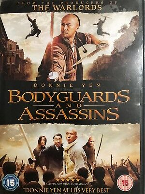 DONNIE YEN Bodyguards and assassins ~ 2009 chino Artes Marciales Epic GB DVD