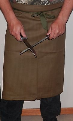 Shop Apron Czech Military Issue Mechanic Butcher Reloading Woodwork Machinist