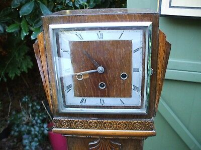 Antique Granddaughter Clock; project. Westminster Chimes. For collection.