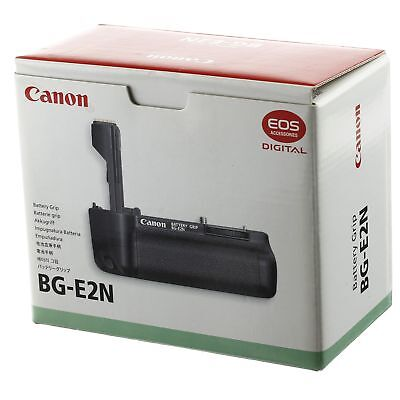 Canon BG-E2N Genuine Battery Grip with Two Batteries