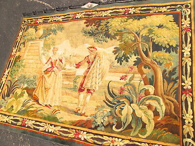 Gorgeous Early 19th Century French Tapestry .