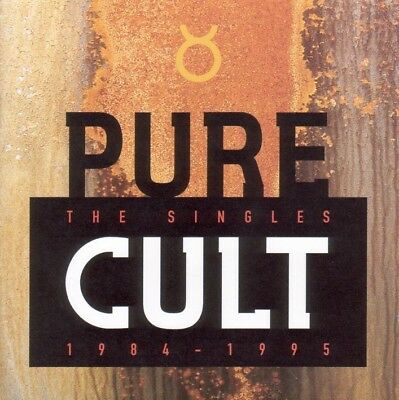The Cult - Pure Cult-Singles 1984-1995  Cd New+