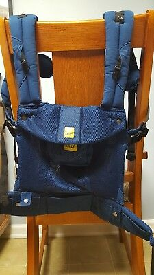Lillebaby Complete Air-Flow, Navy EUC!!