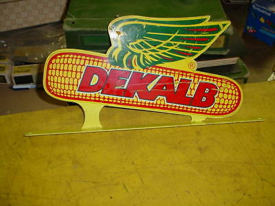 Dekalb Seeds Mailbox Topper-Seed Corn Sign-Last One