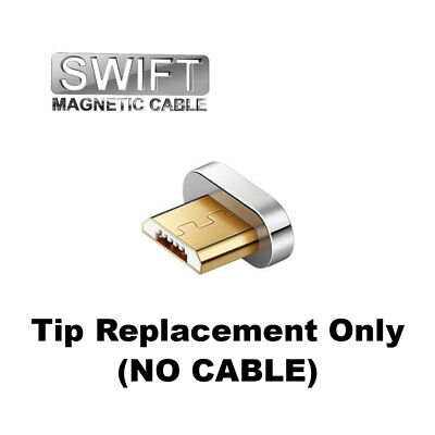 Tip Replacement for SUKAR Magnetic Charging Cable - BUY ONLY IF YOU HAVE CABLE
