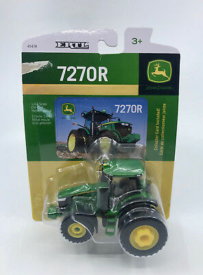 John Deere 7270R Tractor 1/64 Scale Toy 45478