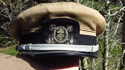 Vintage BSA Boy Scouts of American Sea Scout Explorer Officer Skipper Hat