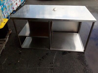 Stainless Steel Bench - Restaurant Cafe Coffee