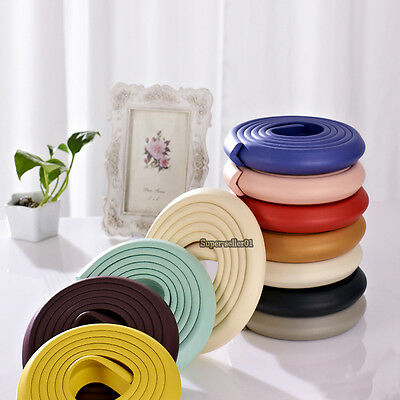 1Pcs 2M Baby Kid Safety Table Corner Softener Edge Cushion Strip Guard Protector