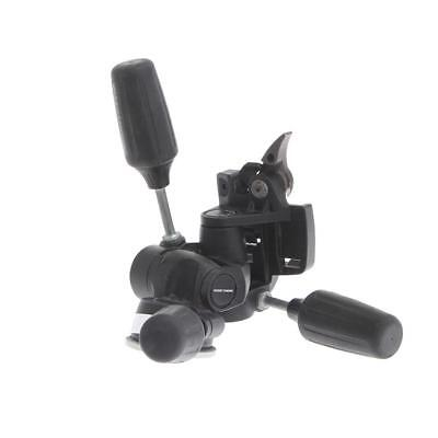Manfrotto 804RC2 3-Way Pan/Tilt Head with Quick Release - Supports 8.8lbs 982166